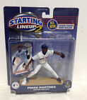 Pedro Martinez 2001 Starting Lineup 2 NIP Sealed w/ Collectors Card B1
