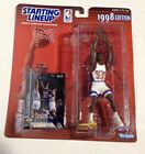 1998 Kenner Starting Lineup-Patrick Ewing-Knicks-figure & card NIP Mint