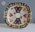Fine and Beautiful Davenport 'Old Imari' Pattern 2614 Desert Plate c1870-86