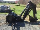 NEW HOLLAND B134 BACKHOE ATTACHMENT FOR OLDER SKID STEERS LOW COST SHIPPING