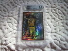 1996-97 Topps Finest Refractor W Coating Rookie Kobe Bryant BGS 8.5 W 9.5 Lakers