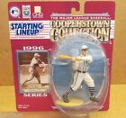 MLB Cooperstown Collection Jimmie Foxx Baseball Figure Starting Lineup 1996