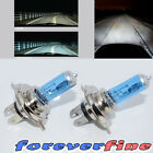 2 pc Halogen Super Bright 2 in 1 9003 HB2 H4 Hi Low Dual Headlight Bulb Front X