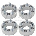 4 50mm Wheel Spacers 5x55 Fits Dodge Ram 1500 Durango Dakota Trucks SUV