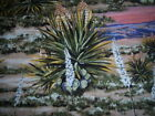 QUILT FABRIC THE STATE FLOWER YUCCA STATE FLOWER FOR NEW MEXICO NORTHCOTT
