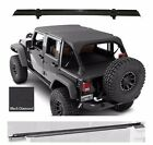 Smittybilt Extended Top Tonneau Cover Hardware For 07 09 4 Door Jeep Wrangler