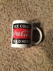 Ice Cold Coca-Cola Sold Here Coffee Mug / Cup Gibson