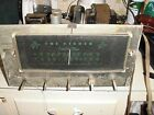THE FISHER J-10 TUBE  AMP  INTERGRATED MONO