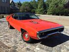Plymouth Road Runner Black factory bench 1971 plymouth road runner 38 000 original mile time capsule no reserve