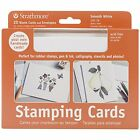 Pro-Art Strathmore Cards & Envelopes, 5-In by 6.875-In, Stamping, 20-Pack 136416