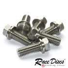 Gas Gas EC MC 125 200 MX Racing Stainless Rear Disc Bolts