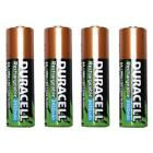4 x Duracell DC1500B4N AA 2400 mAh Rechargeable Batteries