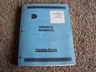 Komatsu Dresser 2400- 2500 A B Wheel Tractor Chassis Factory Service Shop Manual