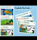 Explode the Code Book A B C and Teachers Guide 2nd Edition