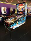 BALLY POPEYE SAVES THE WORLD PINBALL MACHINE  *LED's** FREE SHIPPING SEE DETAILS