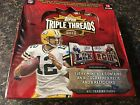 2012 TOPPS TRIPLE THREADS FOOTBALL FACTORY SEALED BOX