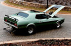 Ford Mustang Mach 1 Coupe 1971 ford mustang street machine