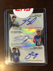 JULIO URIAS, JOC PEDERSON, ZACH LEE, 2014 BOWMAN PLATINUM TRIPLE AUTO RC #03 10