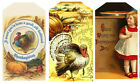 THANKSGIVING FALL AUTUMN 03 SCRAPBOOK CARDEMBELLISHMENTS HANG GIFT TAGS