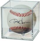 UV Baseball Protected Display Case Holder Pro Cases Cube Crystal Clear Ultra Pro