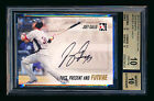 2014 IN THE GAME JOEY GALLO RC AUTO AUTOGRAPH RANGERS BGS 10 PRISTINE! POP 1!