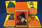 1983 TOPPS Star Wars RETURN OF THE JEDI Series 1 COMPLETE BASE SET