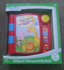 Kid Connection Bilingual Talking Activity Book New in Packaging