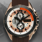 Studer Schild Cantor Chronograph Mens Watch MSRP $1155.00(Available in 2 Colors)