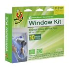 Duck Brand 281506 Indoor 10-Window Shrink Film Insulator Kit, 62-In
