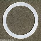 10 pack Flat Silicone O Ring Seal Gasket Jet Fixture Drain Pool Spa 25 3 1 8