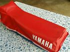 Yamaha XT 250 1984 Seat Cover Red (Y1)
