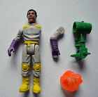 The Real Ghostbusters Fright Feature Winston Zeddemore 1987 Kenner Vintage