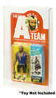 GALOOB A-Team 6 Inch Figure Acrylic Display Case