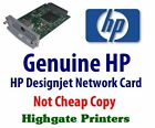 Genuine Hp Designjet Plotter Printer Network Card Select Your Model In Advert