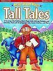 Tall Tales 8 Riveting Rib Tickling Short Plays with Writing Prompts ExLibrary