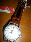 Swiss military  watch-Field Mens watch 59160-NEW in box