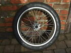 BMW F650GS 2004-2007 TWIN SPARK ORIGINAL FRONT WHEEL RIM & TYRE F650 GS