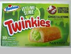 Twinkies Key Lime Slime Ghostbusters Limited Edition