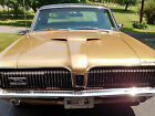 Mercury Cougar XR 7 1968 mercury cougar xr 7 big block with ice cold a c