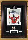 Duncan Keith Chicago Blackhawks Signed Autographed 2015 Stanley Cup 8x10 Framed