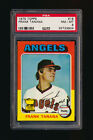 Well Centered!! 1975 Topps #16 Frank Tanana All Star Rookie Angels PSA 8 (3904)