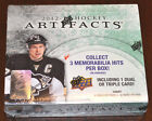 2012-13 Upper Deck Artifacts Factory Sealed Hobby Box
