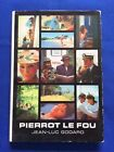 PIERROT LE FOU FIRST BRITISH EDITION BY JEAN LUC GODARD