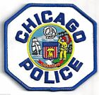 CHICAGO POLICE DEPARTMENT IRON ON PATCH