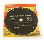 AW TOOLS DIAMOND MULTI-CUTTER BLADE FOR ANGLE GRINDERS SIZES 115MM 125MM 230MM