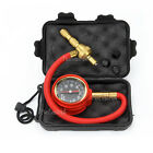 Rapid Tyre Tire Deflator Air Deflators 4WD 4X4 with Pressure Gauge Valve Tool