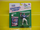 1989 Starting Lineup Chris Chandler /Indianapolis Colts/Washington/SLU/RARE