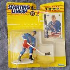 1997 STARTING LINEUP WAYNE GRETZKY NEW YORK RANGERS NHL HOCKEY KENNER FIGURE