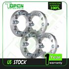 4Pc 1 25mm 6x55 12x125 Studs Wheel Spacers For Nissan Titan 2004 2014