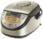 F/S JAPAN Hitachi  RZ-MC18J-S IH rice cooker 5.5 cup Color Silver / Ship EMS!!